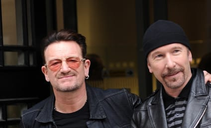 Bono Apologizes for Automatically Downloaded U2 Album: Our Bad!