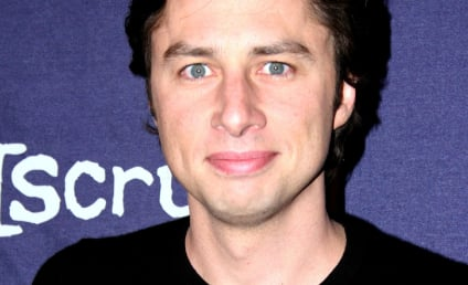 In Need of New Scrubs: Zach Braff is NOT Paris Hilton