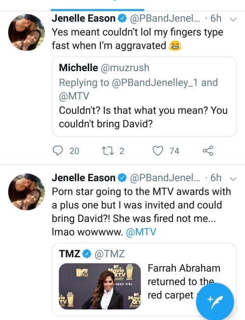 Tweets of rage