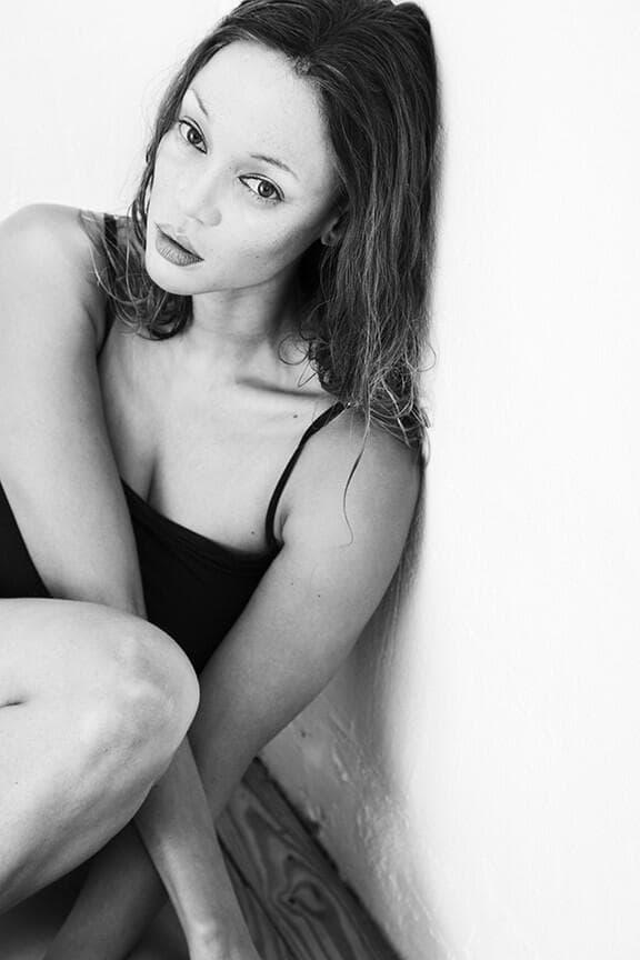 Tyra Banks as Kate Moss