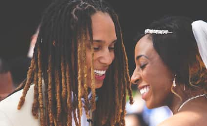 Brittney Griner and Glory Johnson: Married!