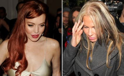 Tiffany Mitchell: The Chick Who Got Punched By Lindsay Lohan