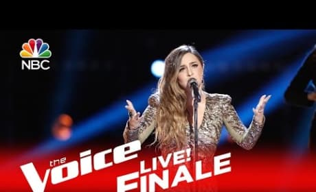 """Alisan Porter """"Somewhere"""" Performance: Did it Clinch The Voice Title?"""