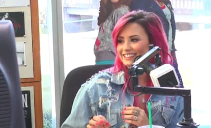 Demi Lovato Surprises Troubled Teens, Offers Life Advice
