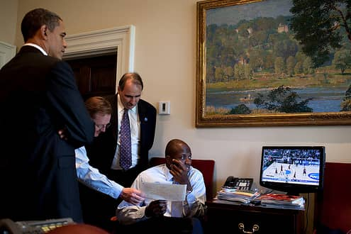 Oval Office Man Cave