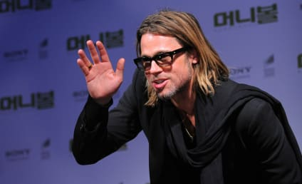 Brad Pitt to Suicidal Fan: Failure Leads to Success!