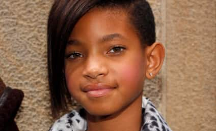Celebrity Hair Affair: Willow Smith