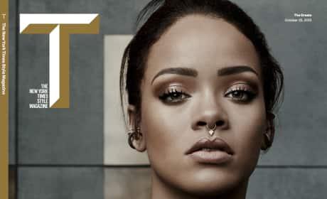 Rihanna in Style