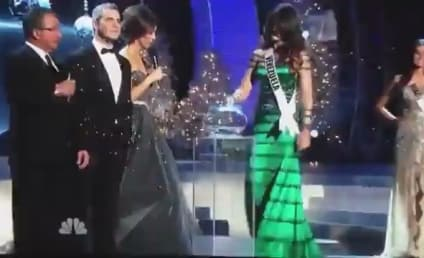 Irene Sofia Esser Quintero, Miss Venezuela, Gives Best (Worst) Answer at Miss Universe 2012