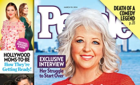 Paula Deen People Cover