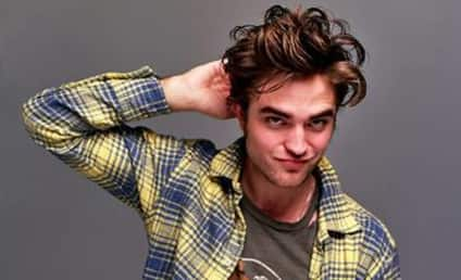 The Sexiest Robert Pattinson Photos Ever, Take Two!