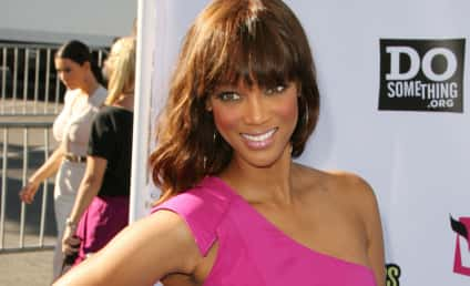 Tyra Banks on Kim Kardashian Wedding Dress: Gorgeous!!!