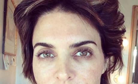 Lisa Rinna, No Makeup