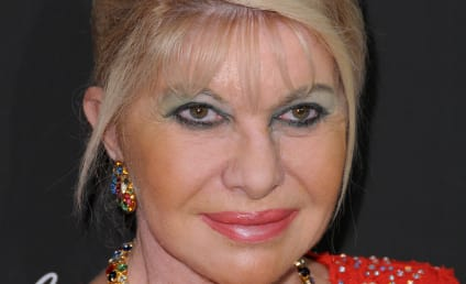 """Ivana Trump Denies Rape Claims, Thinks Donald Trump Would Be """"Incredible President"""""""