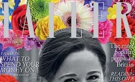 Pippa Middleton Tatler Cover