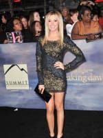 Ashley Tisdale at Breaking Dawn 2 Premiere