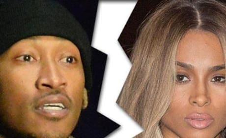 Ciara and Future End Engagement