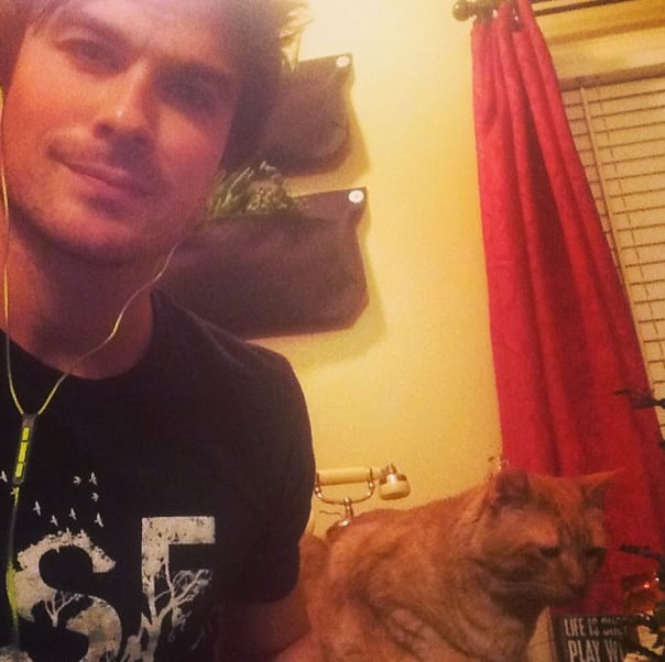 Ian and Moke