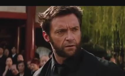 The Wolverine Trailer: Enter Silver Samurai