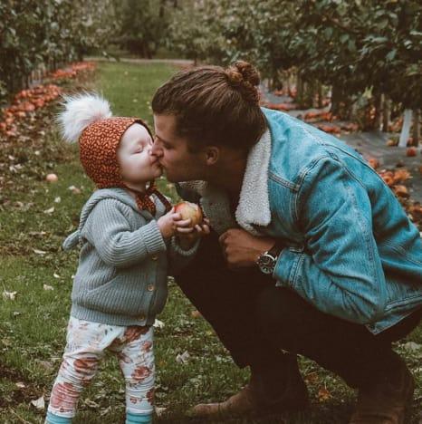 Kissing Little Ember