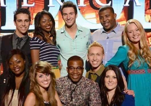 American Idol Top 10 (Season 12)