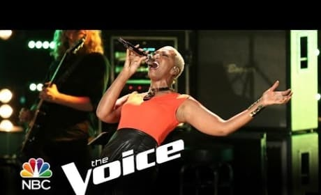 Sisaundra Lewis - Oh Sherrie (The Voice)