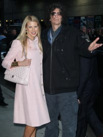 Howard Stern, Wife