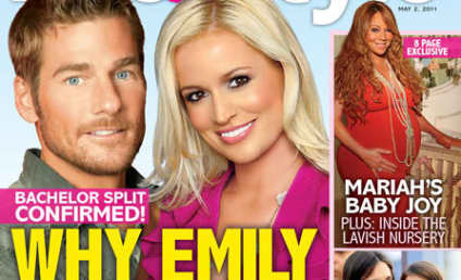 Report: Emily Maynard and Brad Womack Break Up!