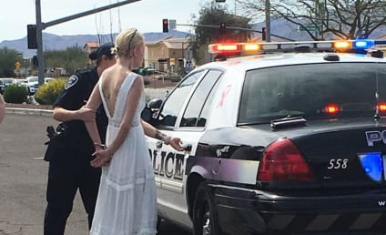 Arizona Bride Arrested for DUI on Her Way to Her Own Wedding