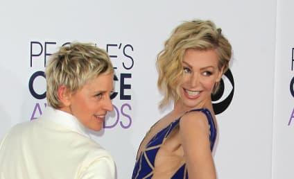 Ellen DeGeneres, Portia de Rossi Renew Vows to Save Marriage
