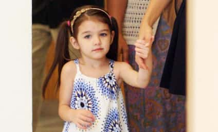 Happy Sixth Birthday, Suri Cruise!