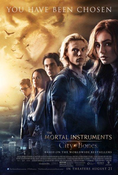The Mortal Instruments: City of Bones Final Poster