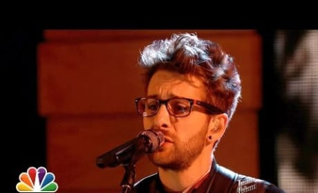 """Will Champlin: """"Hey Brother"""" - The Voice"""
