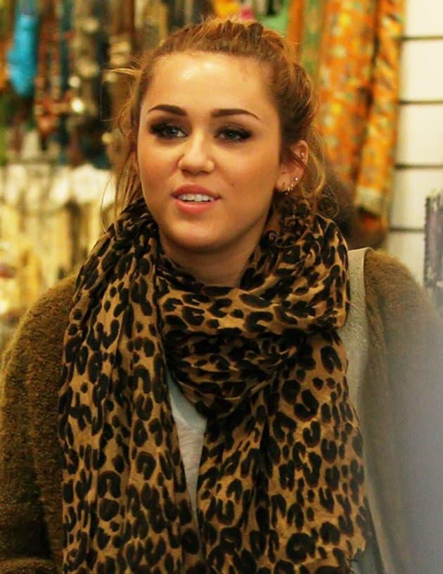 Miley Down Under