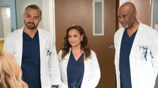 Greys Anatomy Season 14 Episode 16 Recap Who Will Save April