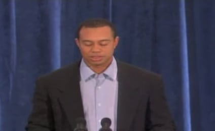 Tiger Woods Apology Speech: Full Video