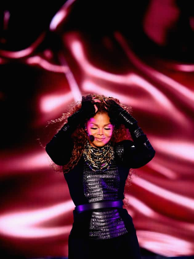 Janet jackson date of birth in Perth