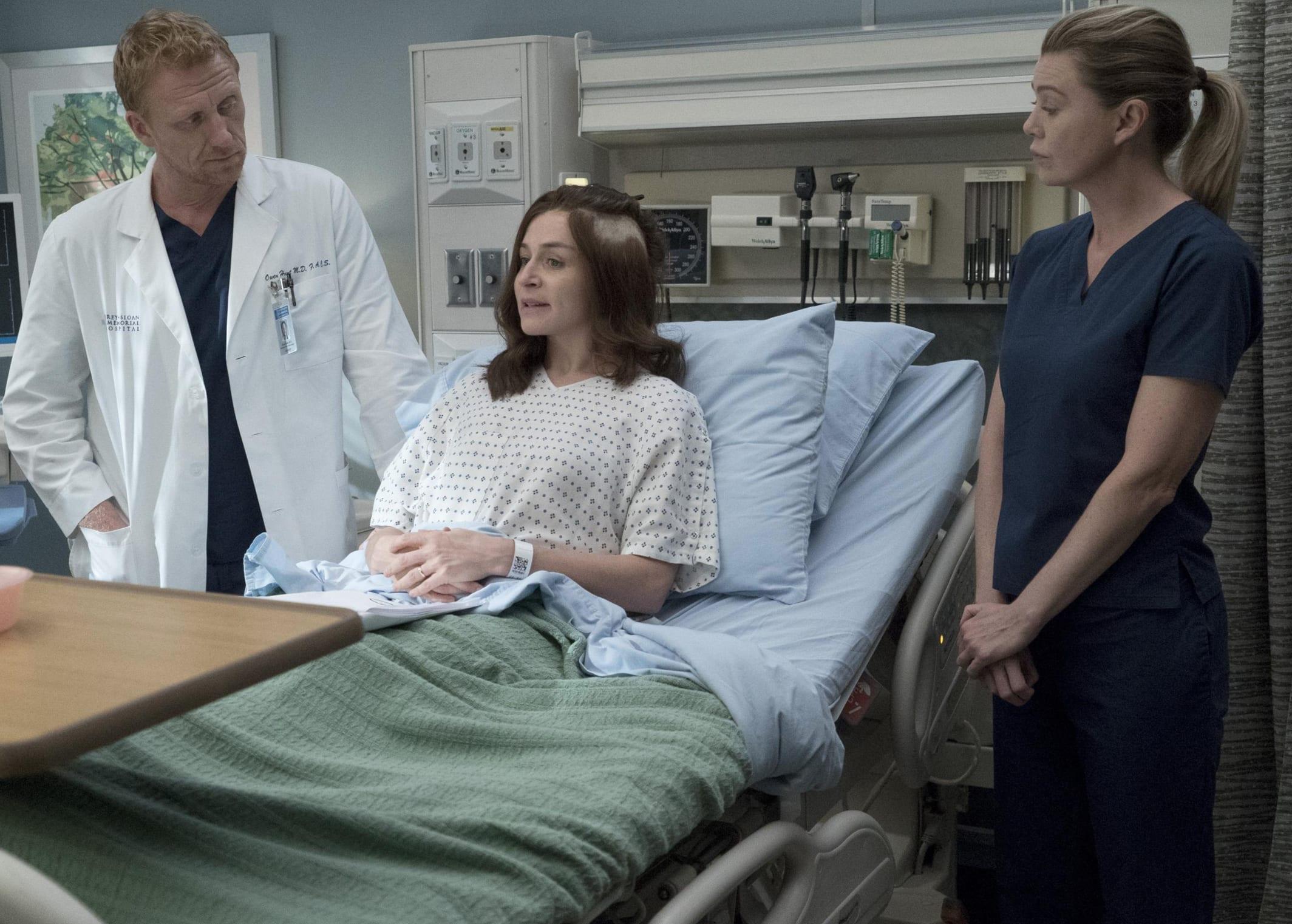 Grey S Anatomy Season 14 Episode 4 Recap Did Amelia Survive The Hollywood Gossip