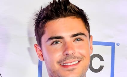 Zac Efron and Michelle Rodriguez: It's Over!