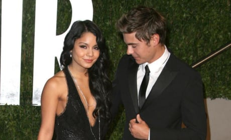 Zanessa on the Red Carpet