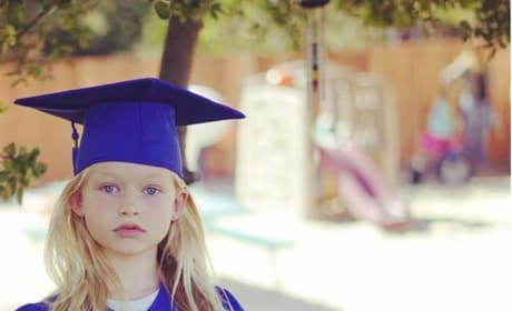 Maxwell Johnson Graduates Preschool