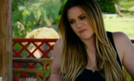 Keeping Up With the Kardashians Clip - The End of Khloe & Lamar?