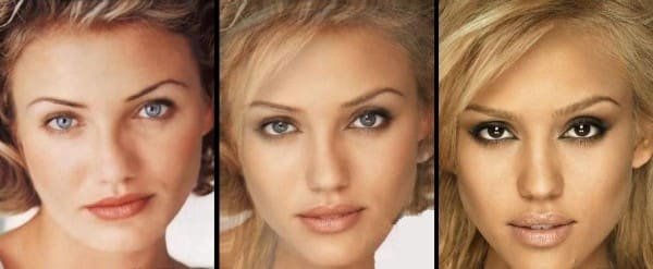 21 Celebrity Face Morphs - The Hollywood Gossip