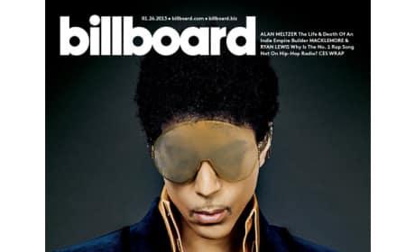 Prince Billboard Cover