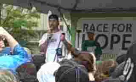 Race for Hope Speech