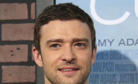Justin Timberlake Movie Premiere Pic