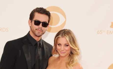 Ryan Sweeting With Kaley Cuoco
