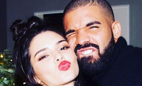 Kendall Jenner and Drake