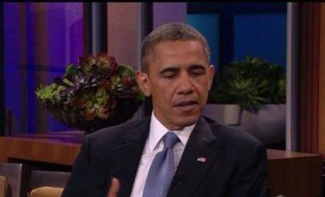 Obama on Tonight Show Recap (2013)