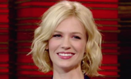 January Jones and Will Forte: Dating!